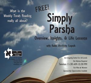 Simply Parsha